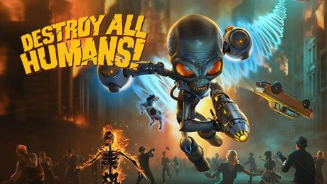 Destroy All Humans Remake - poradnik do gry