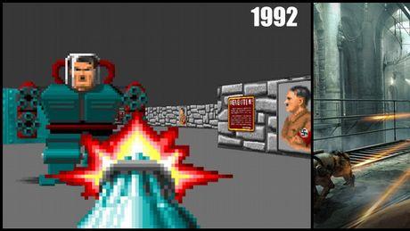 Ewolucja grafiki 3D na przestrzeni lat – historia rozwoju tekstur w grach
