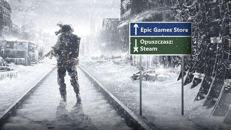 Zniknięcie gry Metro Exodus ze Steama to dopiero początek