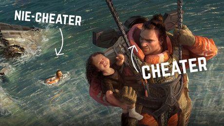 Skazani na cheaty – dlaczego nie da się pozbyć oszustów z gier?