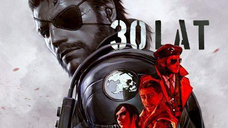 Metal Gear Solid – 30 lat największej skradankowej sagi gier wideo