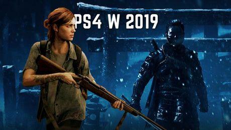 Najważniejsze gry na PlayStation 4 w 2019 roku – mocny rok PS4?