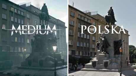 Fiat 126p, dużo Krakowa i papierosy Salem - oto Polska w The Medium