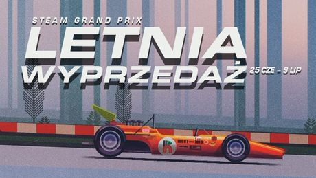 Wystartowało Steam Summer Sale Grand Prix