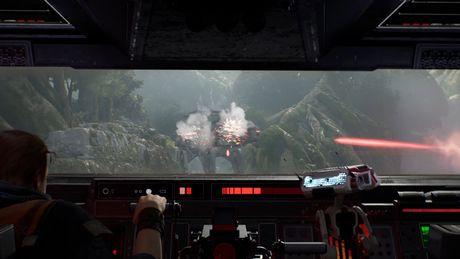 AT-AT sieje chaos na nowym gameplayu ze Star Wars Jedi Fallen Order