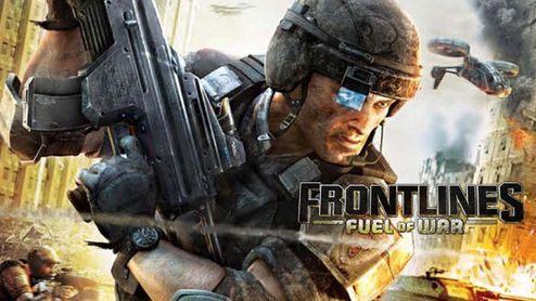 Frontlines: Fuel of War - poradnik do gry