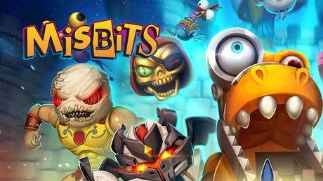 MisBits - poradnik do gry