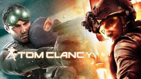 Najlepsze i najgorsze gry Toma Clancy'ego