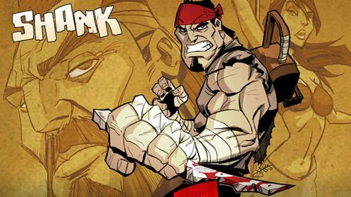 Shank - poradnik do gry