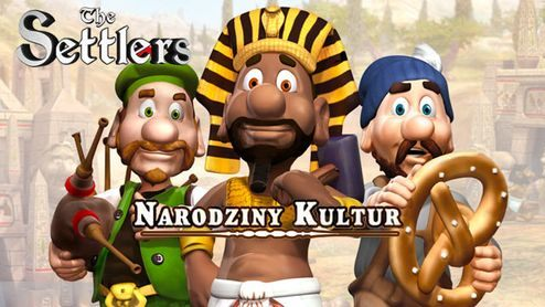 The Settlers: Narodziny kultur - poradnik do gry