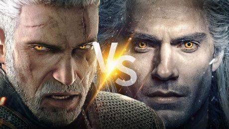 Wiedźmin Netflixa vs Wiedźmin 3 – porównujemy adaptacje Sapkowskiego