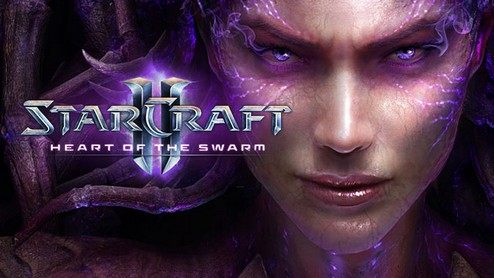 StarCraft II: Heart of the Swarm - Starcraft: Mass Recall v.6.2.1