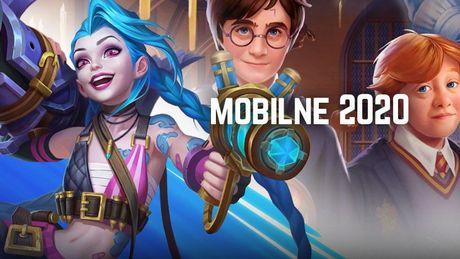 Gry na Androida 2020 roku - lista najlepszych gier mobilnych roku