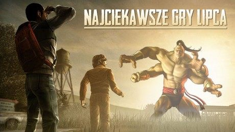 Gry lipca 2013 - najciekawsze premiery zdaniem redakcji gry-online.pl i konkurs