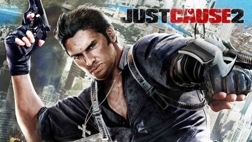 Just Cause 2 - JC2DualShockPrompts