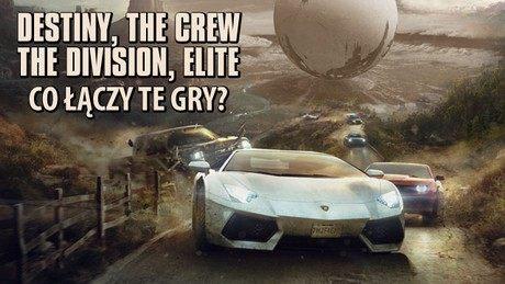 Nowa era w multiplayerze, czyli jak The Division, Destiny i The Crew zbliżają się do MMO