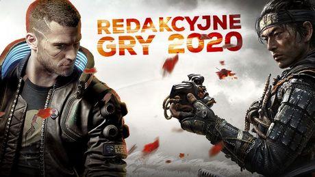 Najlepsze gry 2020 roku według redakcji GRYOnline.pl