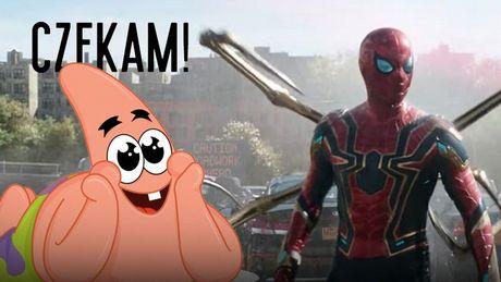 Czekam na nowego Spider-mana,