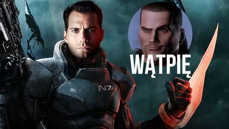 Kocham Mass Effecta, ale nie potrzebuję filmu w tym uniwersum