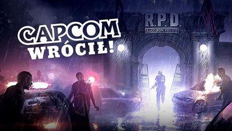 Capcom zaczął słuchać fanów i wraca na szczyt