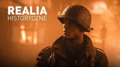 Czy Call of Duty: WW2 jest wierne historii? Analizujemy nowego CoD-a