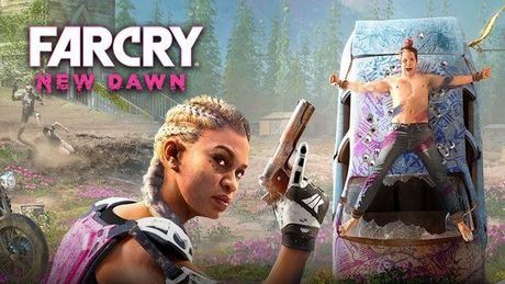 Recenzja gry Far Cry: New Dawn – farbowana apokalipsa