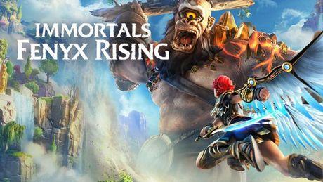 Immortals Fenyx Rising - poradnik do gry