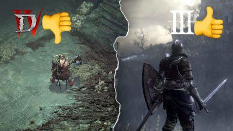 Po przejściu Dark Souls 3 żałuję, że nowe Diablo tak nie wygląda