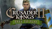 Crusader Kings II za darmo