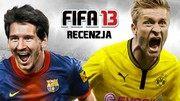 Recenzja gry FIFA 13 - pi�karska seria dalej na topie