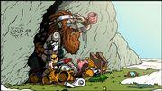 Komiks Sketches of Glory