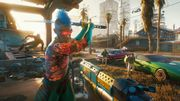 Cyberpunk 2077 z tempem gry RPG