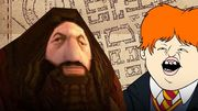 Sceny z Harry'ego Pottera, które stały się memami