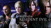 Recenzja gry Resident Evil 6 - apokalipsa zombie po japo�sku