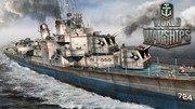 Testujemy World of Warships � kr��ownik Aurora w starciu z pancernikiem Yamato