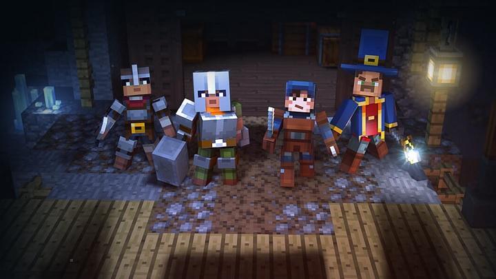 Data premiery Minecraft Dungeons | GRYOnline.pl