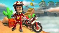 Joe Danger i Joe Danger: The Movie w drodze na pecety