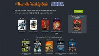 Nowe The Humble Weekly Sale z grami firmy SEGA (m.in. Alpha Protocol, Binary Domain, Medieval II: Total War, Total War: SHOGUN 2.)