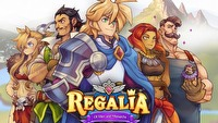 Regalia: Of Men and Monarchs - polskie jRPG ufundowane