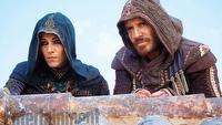 Pierwsze oficjalne zdj�cie z filmu Assassin's Creed