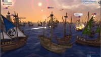 Uncharted Waters Online obiera kurs na zachód