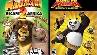 Premiera Kung Fu Panda: Legendary Warriors i Madagascar: Escape 2 Africa