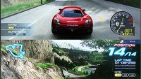 Ridge Racer 7 z PS3 vs. Ridge Racer 6 z X360