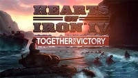 Together for Victory pierwszym dużym dodatkiem do Hearts of Iron IV