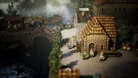Project Octopath Traveler na Nintendo Switch – nowe jRPG twórców Bravely Default