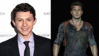 Tom Holland (nowy Spider-Man) zagra Nathana Drake'a