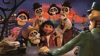 Amerykańskie kina pod znakiem meksykańskiego święta zmarłych. Box Office US (24-26 listopada)