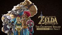 Zwiastun i premiera drugiego dodatku do The Legend of Zelda: Breath of the Wild