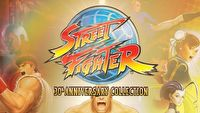 Zapowiedziano Street Fighter 30th Anniversary Collection oraz trzeci sezon Street Fighter V