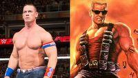 John Cena negocjuje tytułową rolę w filmie Duke Nukem